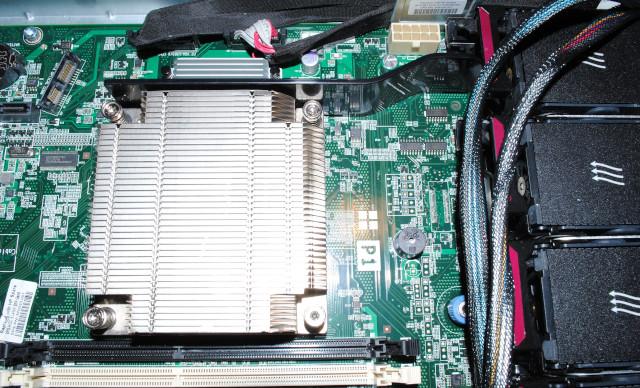 Pohled na první CPU