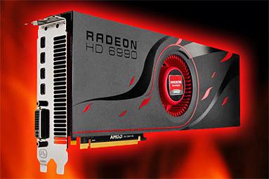 AMD Radeon HD 6990 — dvě jádra a brutální výkon