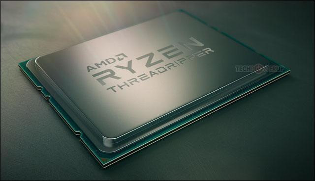 Procesory AMD Ryzen Threadripper mají dorazit na trh 27. července
