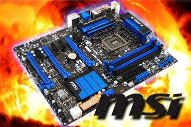 MSI Z77A-GD65 – povedený základ pro Ivy Bridge (preview)