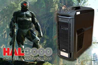 HAL 3000 Alien Quad SLI - herní sestava za sto tisíc korun