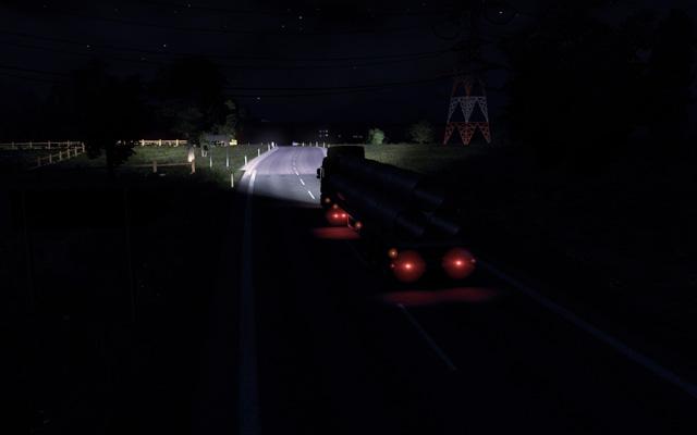 Euro Truck Simulator 2 — kamiony s povedenou grafikou