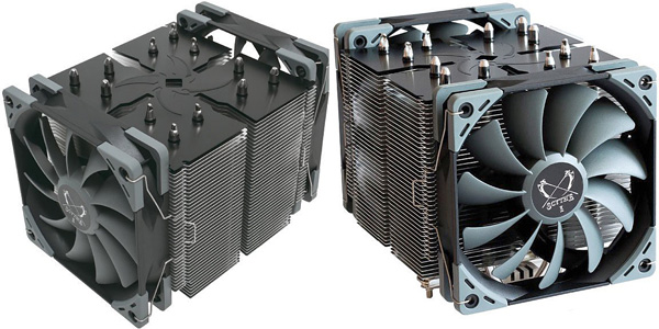 Chladič procesoru Scythe SCNJ-5000 Ninja 5