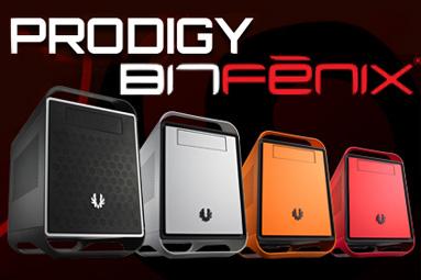 BitFenix Prodigy – výborná case, jen trochu okopírovaná...