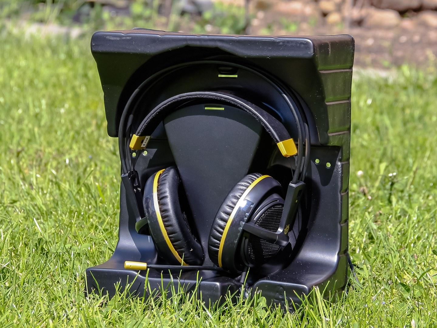 Minitest herního headsetu SteelSeries Siberia 200