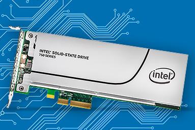Intel SSD 750: Extremně rychlý disk s NVMe pro PCI-E