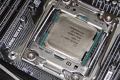 Intel Core i7-7820X: Osmijádro Skylake-X v testu