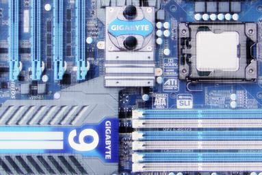 Gigabyte GA-X58A-UD9 – Nejluxusnější základ od Gigabyte