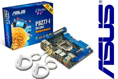 Asus P8Z77-I Deluxe – miniaturní ITX deska pro Ivy Bridge