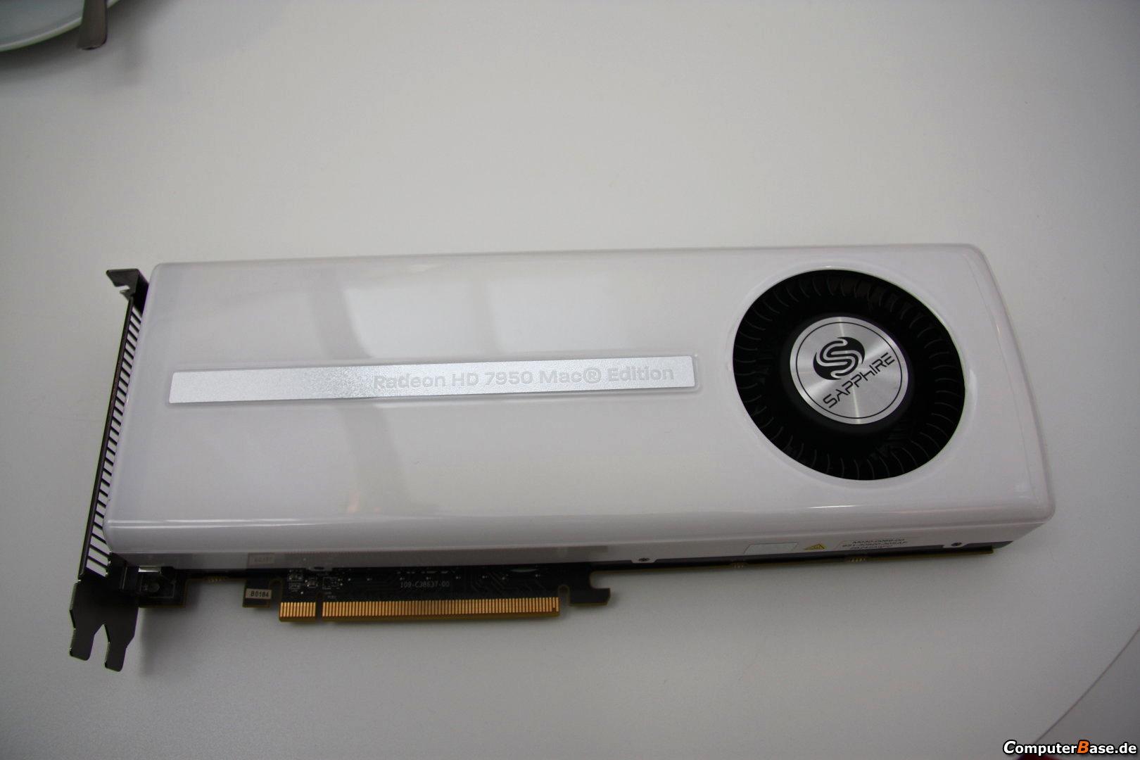 Sapphire připravuje Radeon HD 7950 pro počítače Mac