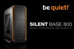 BeQuiet! Silent Base 800 – konečně tichá skříň z vlastní stáje