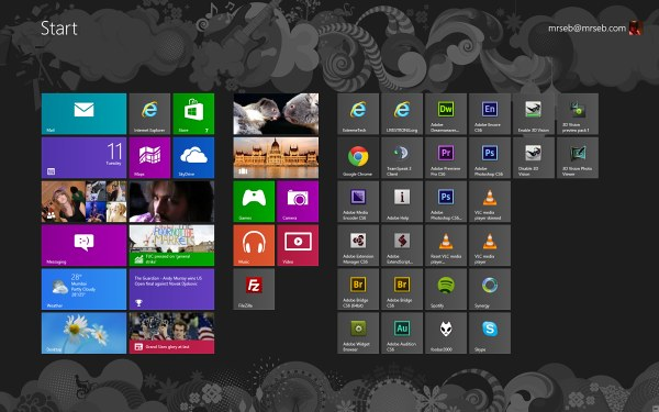 Měsíc s Windows 8 Pro – naprostá spokojenost!