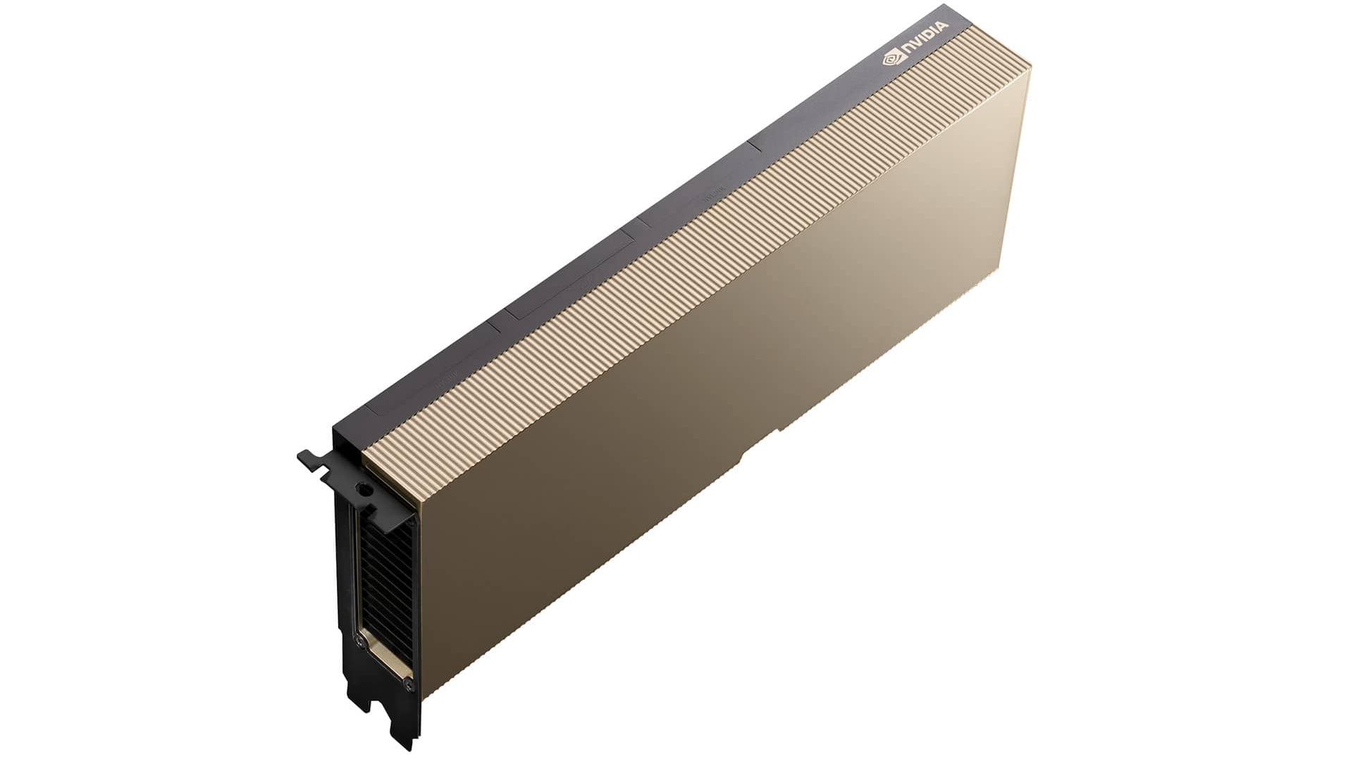 Nvidia A100 do PCIe slotu dostala 80 GB HBM2e paměti