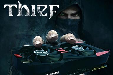 Thief — průměrná grafika, která hardware potrápí