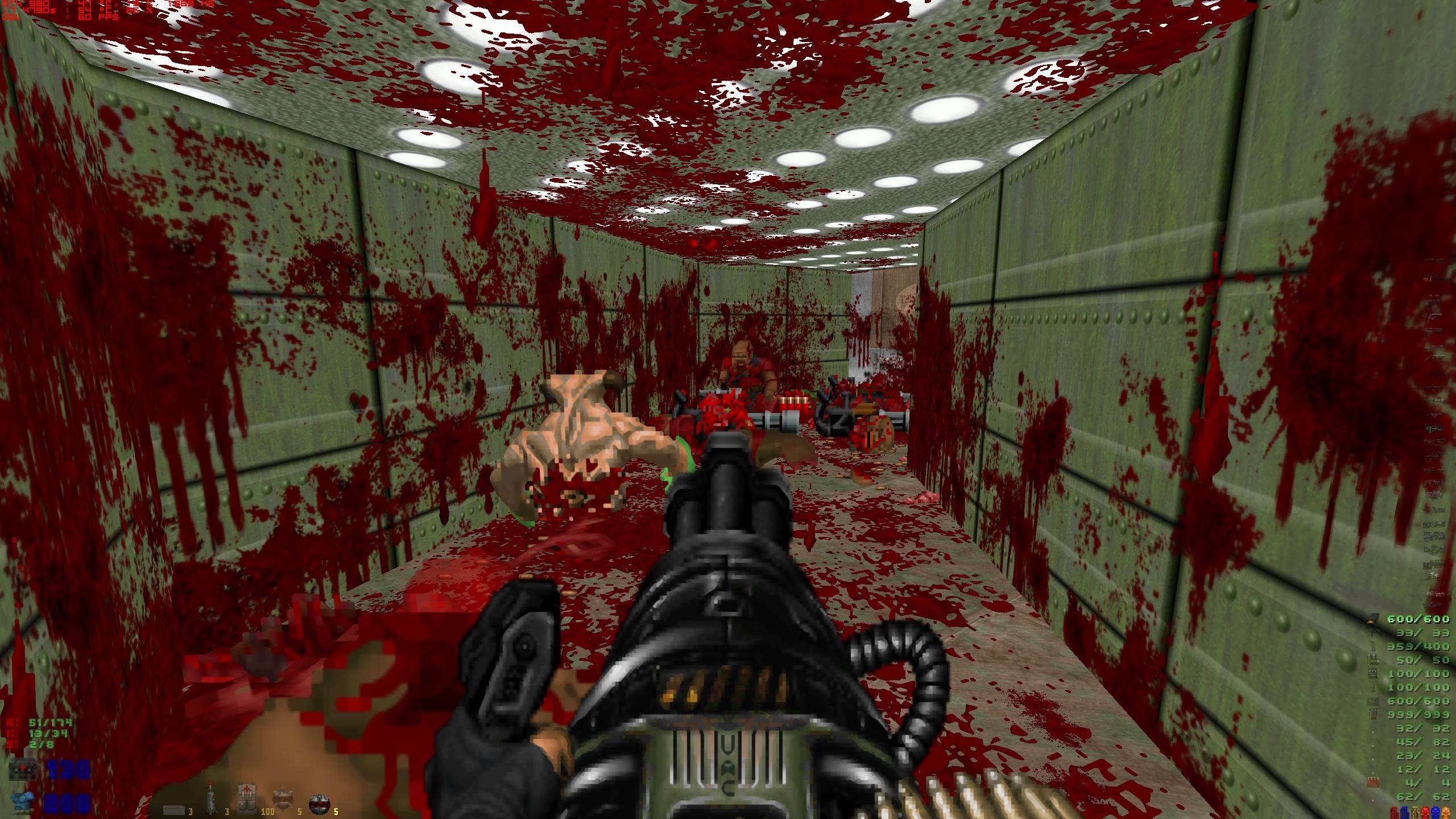 Project Brutality – na chodbě bylo docela rušno.