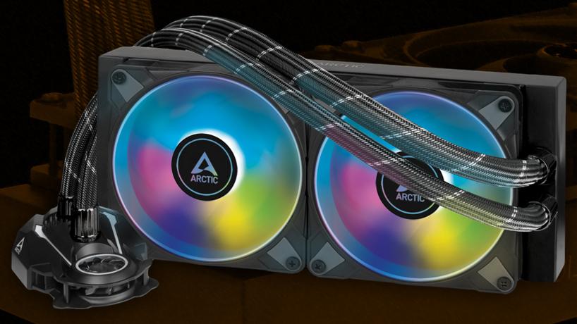 Arctic Liquid Freezer II 240 RGB – Levný AiO vodní kit pro CPU