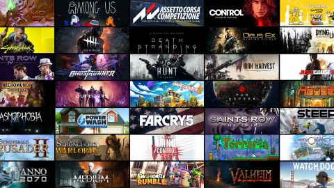 Přes 700 her ze slevové akce na Steamu lze hrát v GeForce NOW