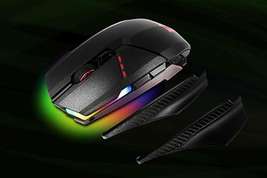 MSI Clutch GM70 Gaming: myš, co má všechno