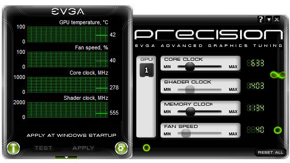 Extrémní úpravy grafické karty - BIOS na míru