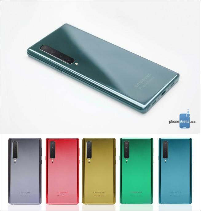 Samsung Galaxy Note 10 bude skvělý, ale hodně drahý smartphone