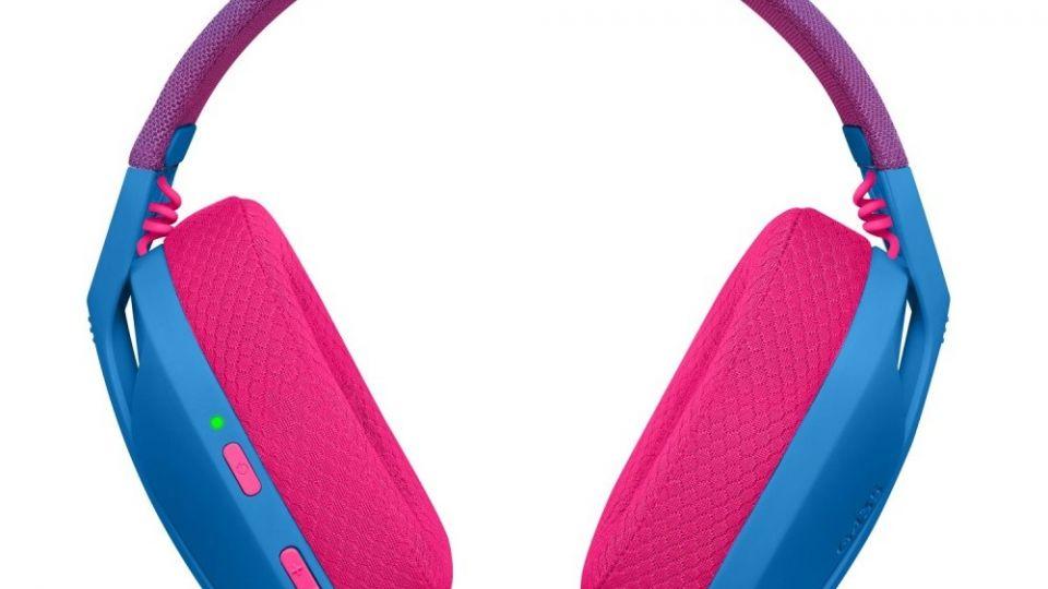 Logitech G G435 LIGHTSPEED je lehký bezdrátový herní headset