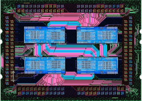 AMD Threadripper 2990WX je postaven na čipu Epyc se čtyřmi die, všechny jsou aktivní