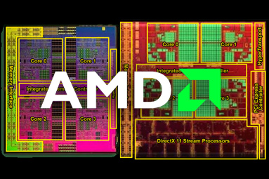 Rozbor architektury AMD Llano 2/2 – herní výkon, spotřeba