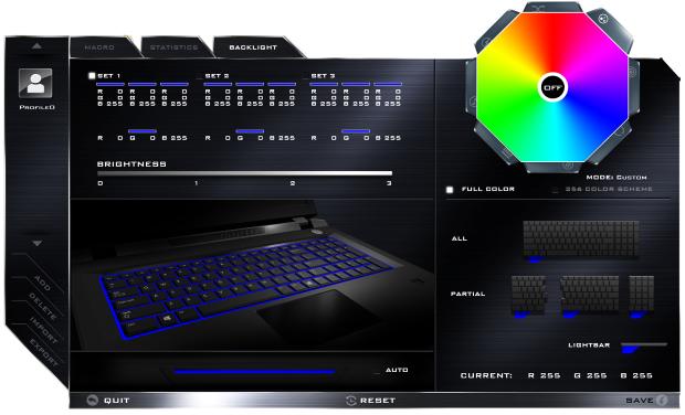 Notebook Eurocom Sky X4E2 – 4K dělo s i7-6700K a GTX 1070