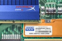GOODRAM Pro vs Kingston HyperX aneb Elpida v akci