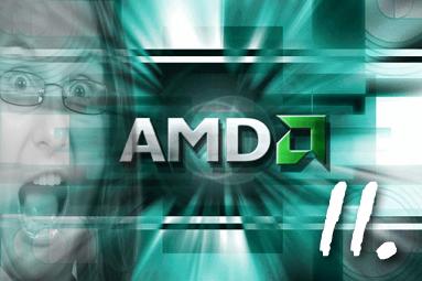 Úvaha: AMD krachlo a nestalo se nic. Pohled Michala Rybky