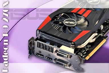 Asus Radeon R9 270X DirectCU II TOP — HD 7870 OC za pět tisíc