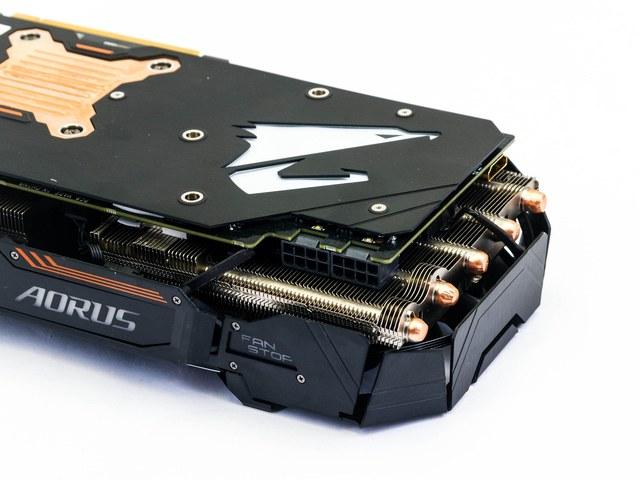 Gigabyte Aorus GTX 1080 Ti: Tvrdá konkurence pro MSI