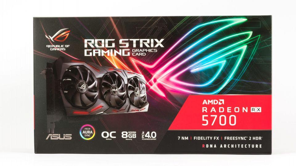 Asus ROG Strix RX 5700: karta bez kompromisů