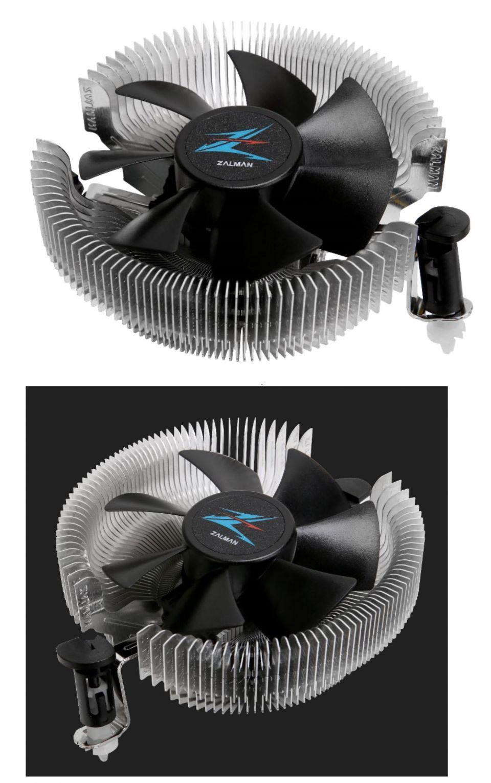 Zalman představil nový procesorový chladič. V obchodech bude na podzim