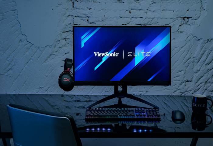 Zakřivený herní monitor ViewSonic ELITE XG270QC jde do prodeje