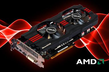 Asus Radeon HD 7850 a 7870 — vyšší ceny bourají tradici