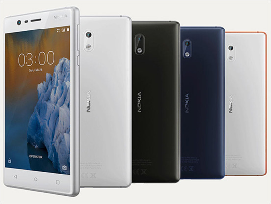 Příkladná podpora: Výběhová Nokia 3 dostává Android Pie