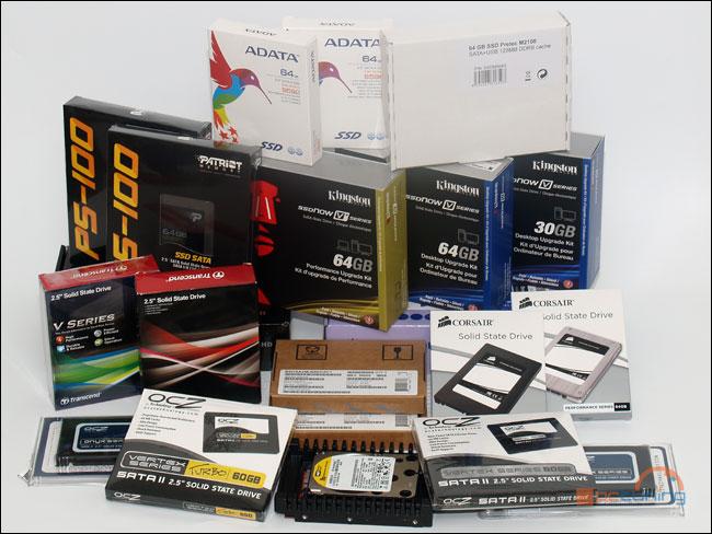 Velký test SSD disků – nejlevnější modely do 40 GB