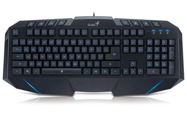 Srovnání dvou herních klávesnic s cenou pod 700 Kč
