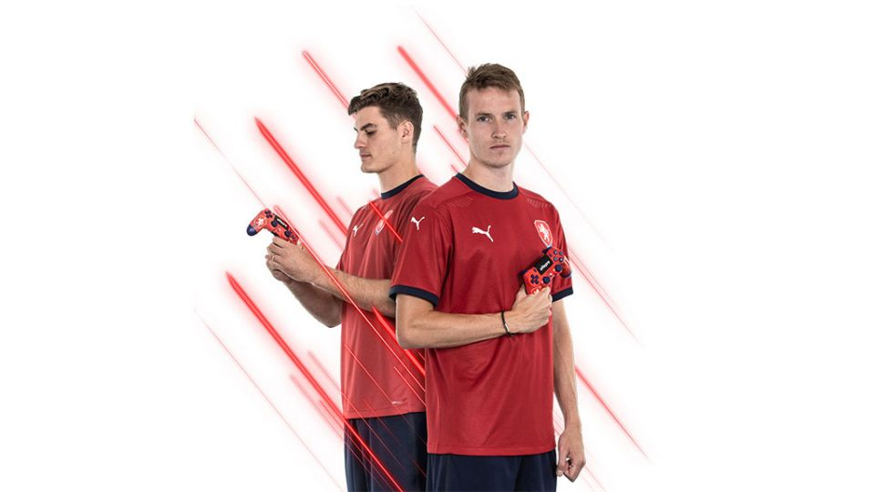 Reprezentuj svou zemi ve hře FIFA 21