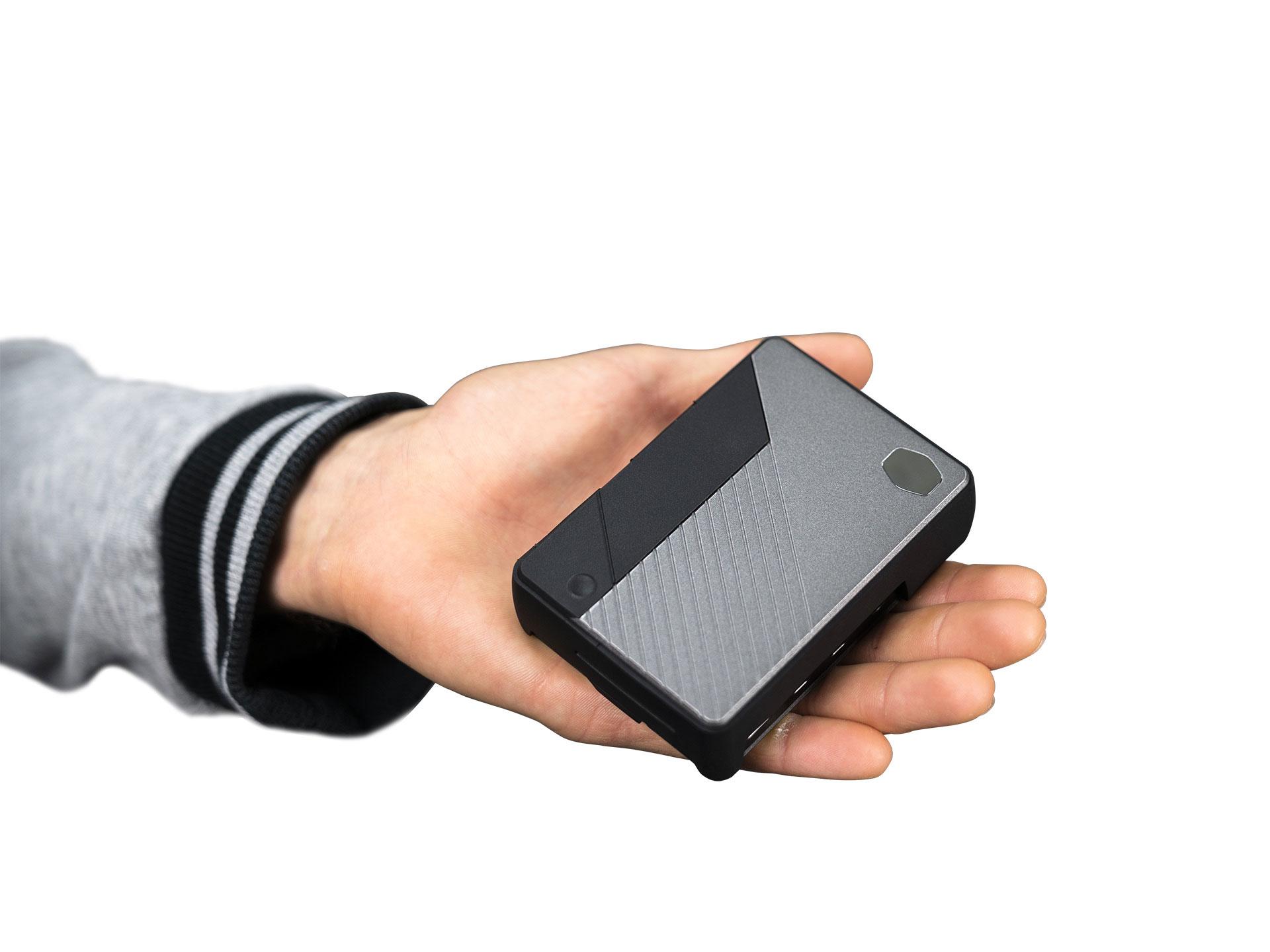 Na trh míří Cooler Master Pi Case 40 a Pi Tool aplikace