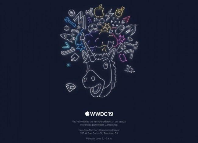 Apple rozeslal pozvánky na WWDC, iOS dostane očekávaný tmavý režim