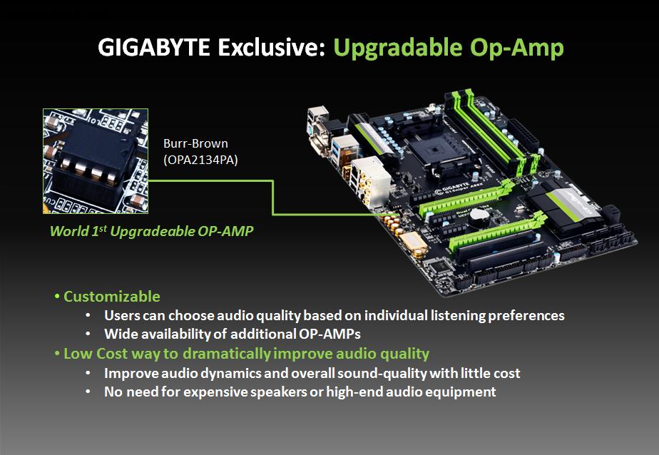 Gigabyte G.1 Sniper A88X – odstřelovač pro AMD FM2+