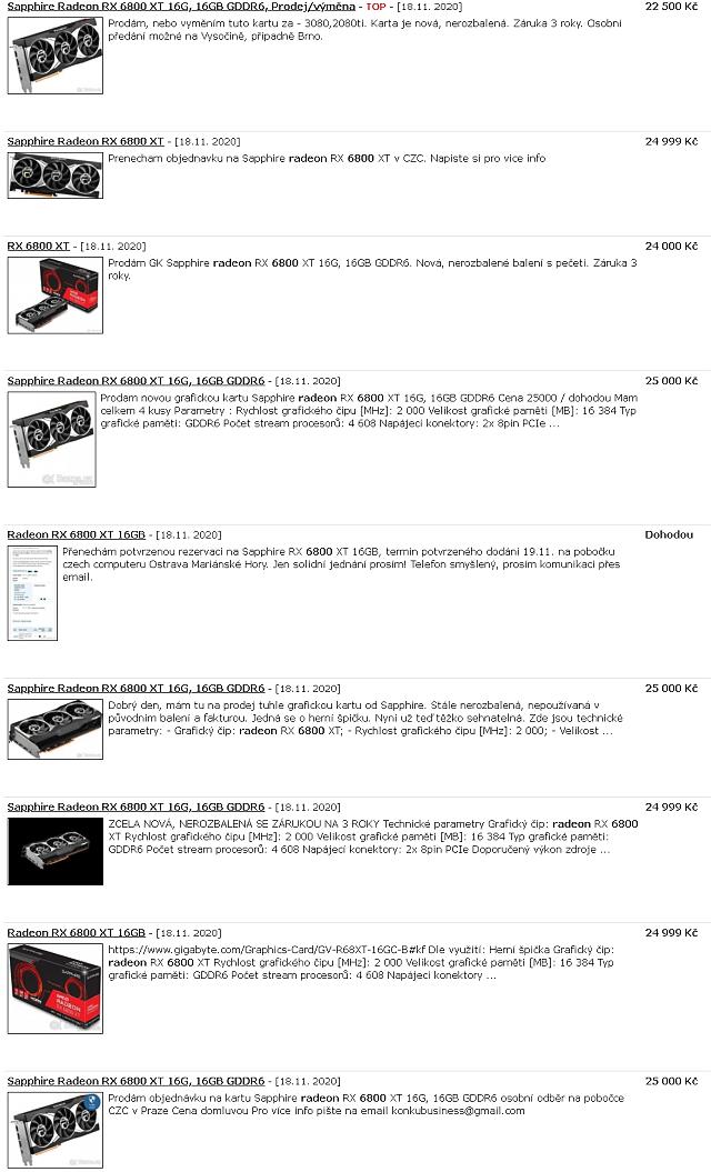 Uvedení Radeonů RX 6000: Paper launch jak noha, ale plný bázoš!