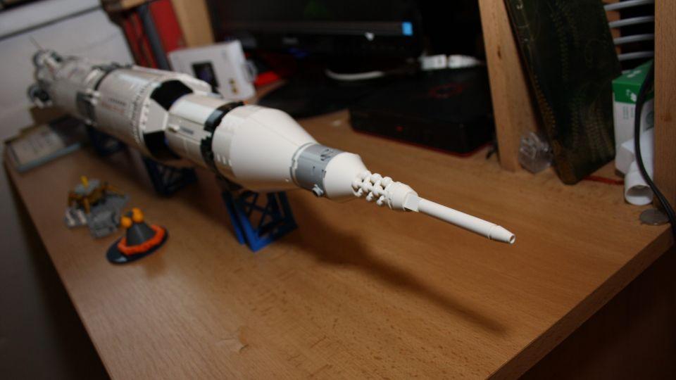 Lego Saturn V / Apollo