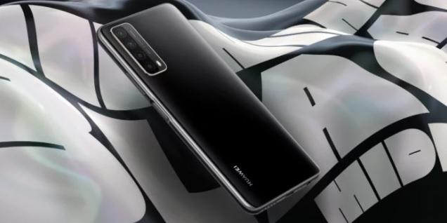 Huawei P Smart 2021 má velkou baterii a čtyřoký fotoaparát