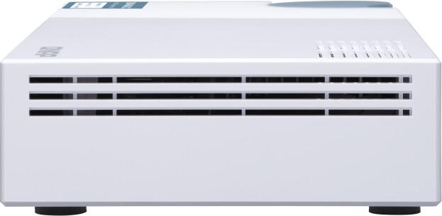 QNAP představuje řadu webově managovatelných 10GbE L2 switchů QSW-M408