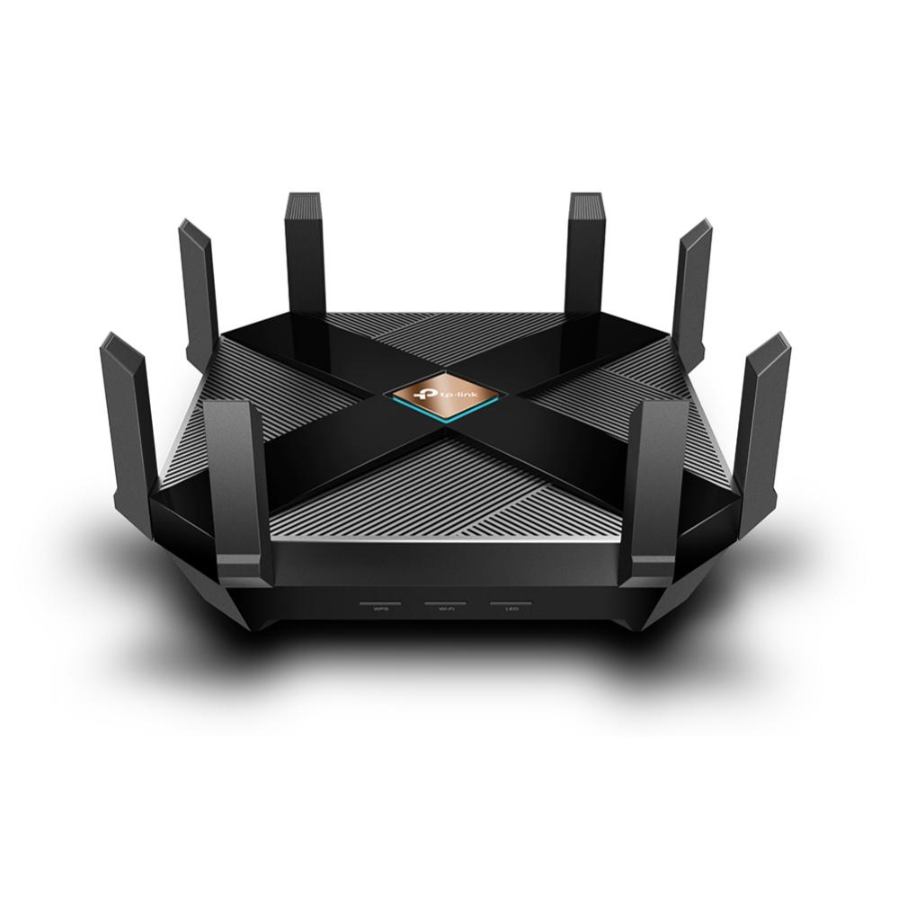 TP-Link odhalil špičkový Wi-Fi router Archer AX6000 s podporou standardu 802.11ax