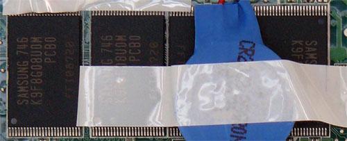 16GB SSD ve formě MXM modulu