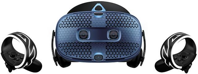 Nová sada HTC Vive Cosmos